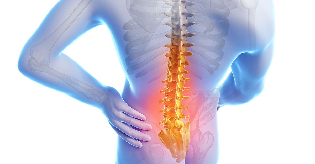 Woburn & Chelmsford, MA back pain treatment by Dr. Ellis