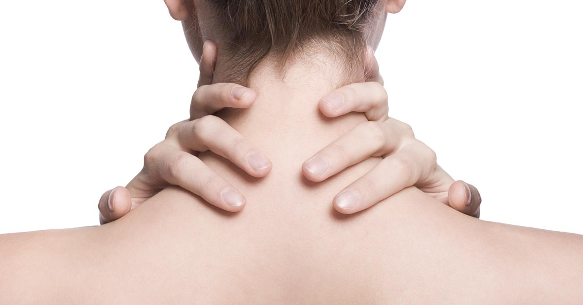 Woburn & Chelmsford, MA neck pain and headache treatment